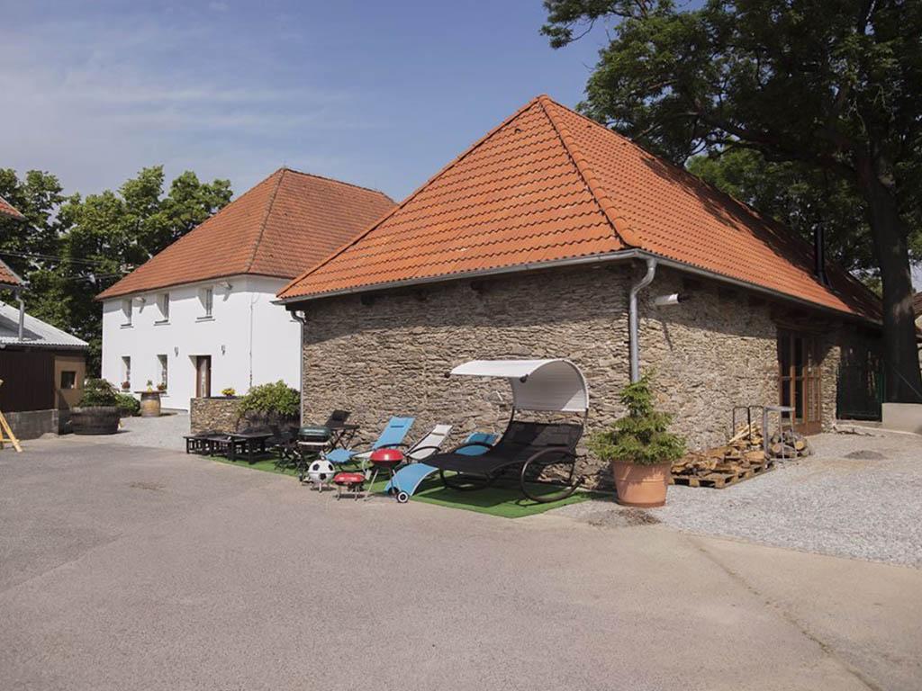 Stodola Herink - Pivnice po rekonstrukci